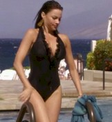 Sofia Vergara in a swimsuit