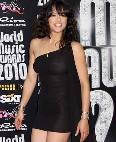 Michelle Rodriguez see through
