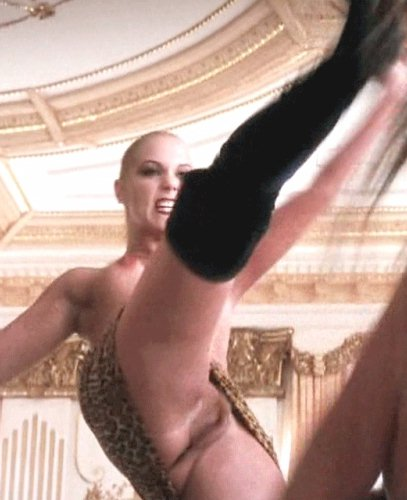 Elizabeth Berkley Vagina from Showgirls | The Nip Slip