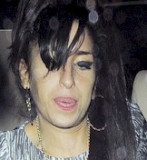 Amy Winehouse upskirt