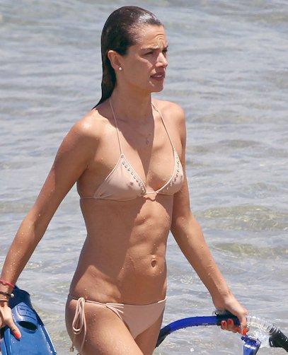 Bikini nipples