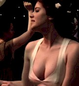 Has Michelle Ryan ever been nude?