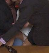 Julie Bowen upskirt