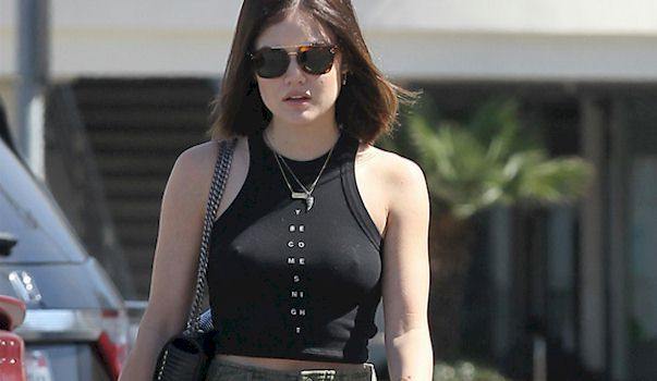 Love that lucy hale upskirt