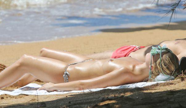 ugly girl smoking nude