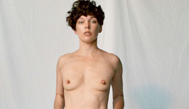 Milla jovovich nude naked pussy ass tits sextape and sextape
