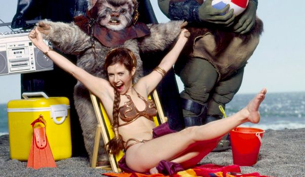 Certainly not porn star fisher wars carrie can help nothing