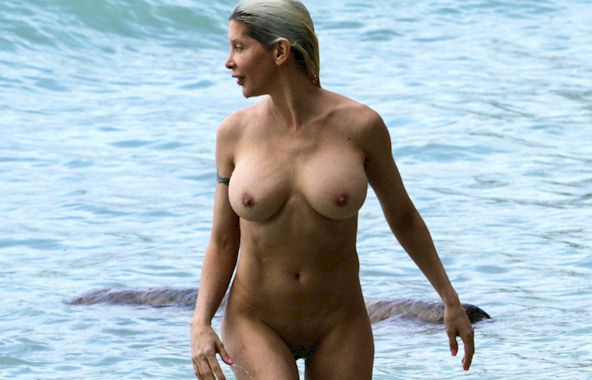 Angelique morgan nude photos