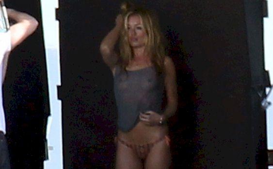 Kat deeley naked
