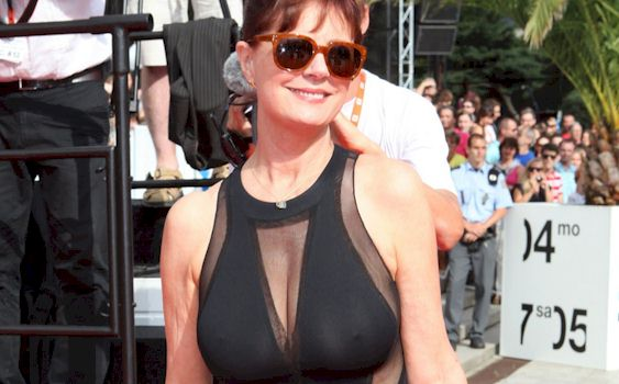 Susan Sarandon Malfunction Male Models Picture