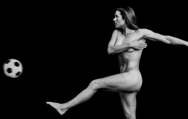 Kelley O'Hara Nude
