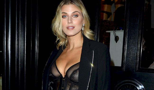 Ashley James See Through