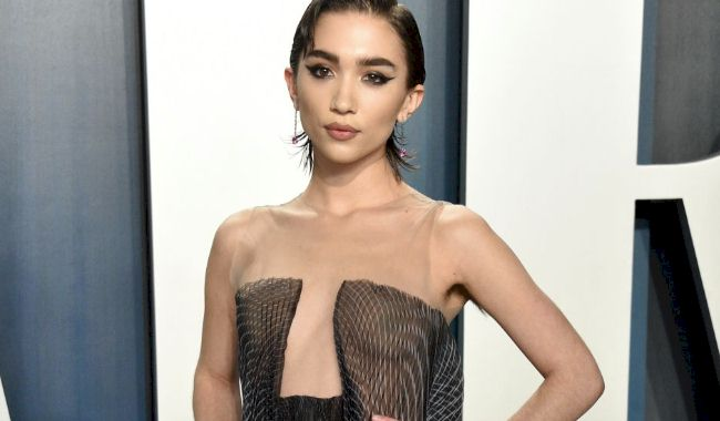 Rowan Blanchard See Through