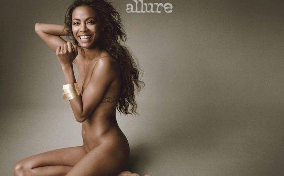 Aisha Tyler Nude Allure 50