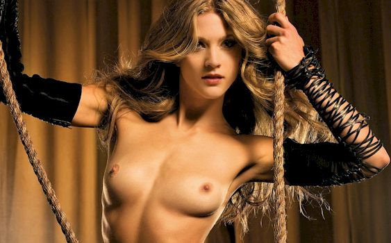 playboy Winter nude ave zoli