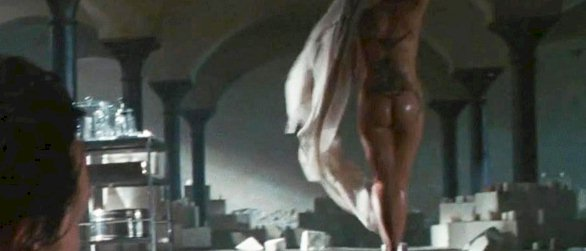 Angelina Jolies Ass in Wanted