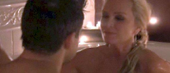 Tamra Barney topless