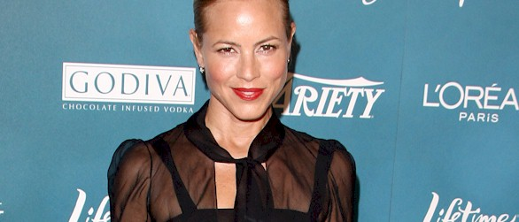 Maria Bello see through