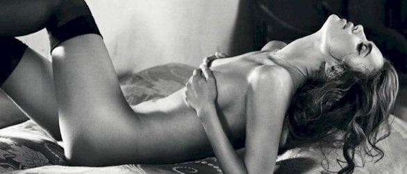 Irina Sheik Nude