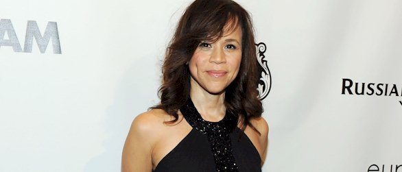 Rosie Perez see through