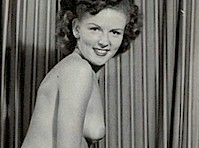 Apparently Betty White Has A Naked Past Very Vintage Looking