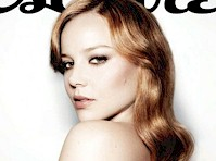 Abbie Cornish in Esquire
