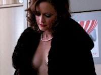 Alexis Bledel Side-Boob from Mad Men