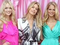 The Victoria's Secret Angels are Pretty