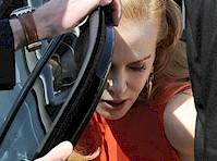Nicole Kidman Panty Upskirt