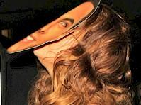 Vanessa White Nip Slip
