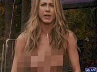 Jennifer aneston naked they