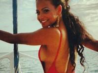 Christina Milian Bikini TwitPics