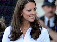 Kate Middleton in Tight Jeans