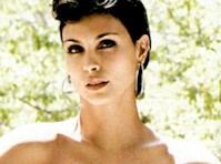 Morena Baccarin in Esquire Magazine