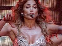 Jennifer Lopez Nip Slip on Stage