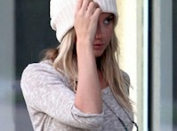 Ashley Tisdale Looks Good in Shorts