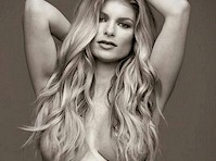 Marisa Miller is Naked and Pregnant