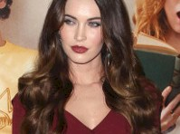 Megan Fox Looks Good in Red