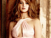 Jennifer Lawrence did a Sexy Photoshoot