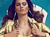 Isabeli Fontana in Vogue Magazine