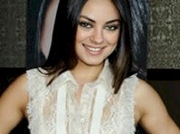 Mila Kunis is Pretty