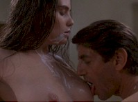 Alyssa milano nude boobs and sex in embrace of the vampire scandalplanetcom 10