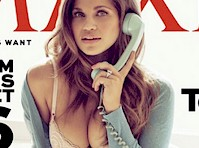 Danielle Fishel in Maxim Magazine