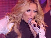 Aubrey O'Day is Good at Performing