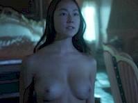 Emily Piggford Topless from Hemlock Grove