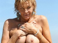 Tanning Mom Topless