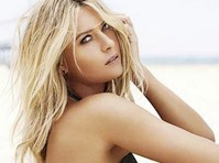 Maria Sharapova in Esquire Magazine