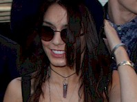 Vanessa Hudgens Panty Flash