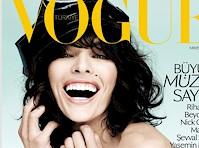 Milla Jovovich in Vogue Magazine