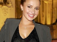 Hayden Panettiere See Through to Bra